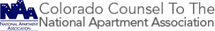 Colorado Counsel to the National Apartment Association
