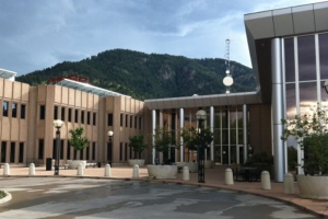 Boulder County & District Court Building