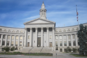 Denver County & District Court Building