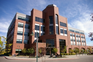 Larimer County & District Court Building